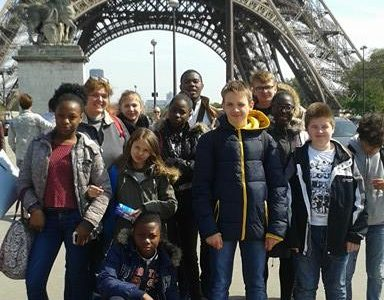 Sortie à Paris pour une douzaine d'ados