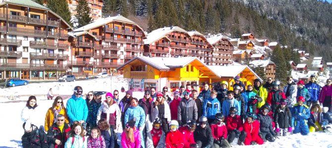 Retour sur le séjour ski