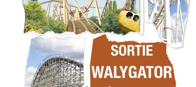 Sortie Walygator ados
