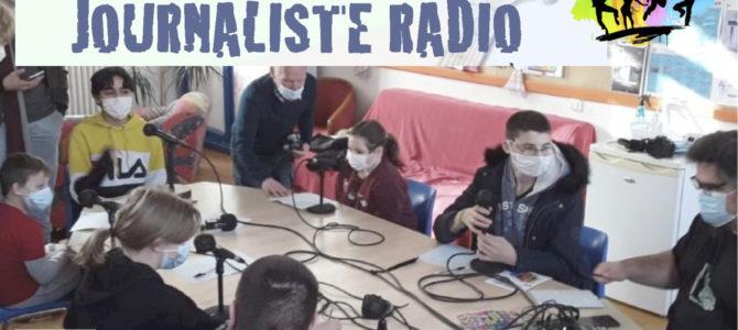 Future émission radio Carrément Ados à la MPT de Bar-sur-Aube